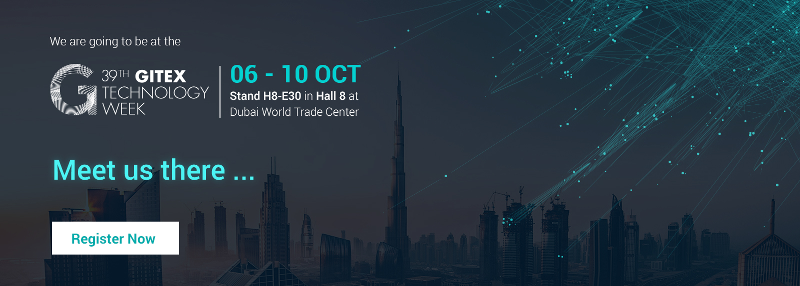 Visit UCS at GITEX 2019